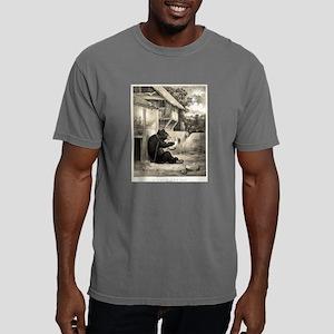 I told you so - 1860 Mens Comfort Colors Shirt