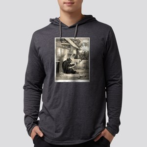 I told you so - 1860 Mens Hooded Shirt
