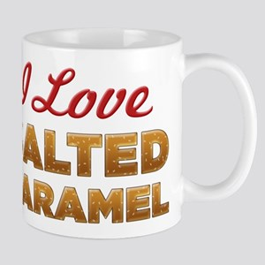 I Love Salted Caramel Mug