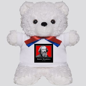 Mendeleev Like A Boss Teddy Bear