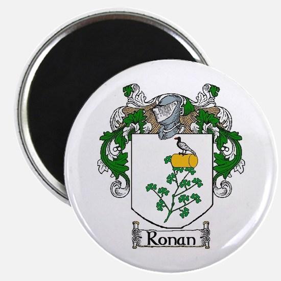 "Ronan Coat of Arms 2.25"" Magnet (10 pack)"