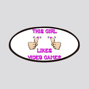 This Girl Likes Video Games Patches