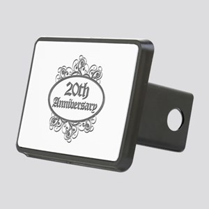 20th Wedding Aniversary (Engraved) Rectangular Hit