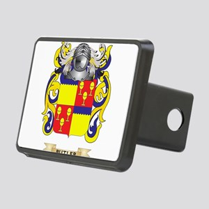 Butler Coat of Arms Hitch Cover