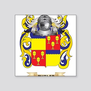 Butler Coat of Arms Sticker