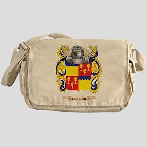 Butler Coat of Arms Messenger Bag