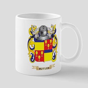 Butler Coat of Arms Mug
