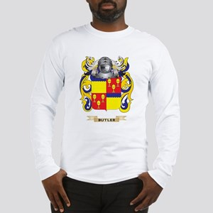 Butler Coat of Arms Long Sleeve T-Shirt