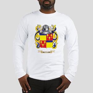 Butler Coat of Arms Long Sleeve T-Shirt