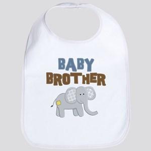 Baby Bro Elephant Bib