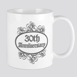 30th Wedding Aniversary (Engraved) Mug