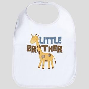 Little Bro Giraffe Bib
