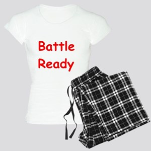 Battle Ready Pajamas