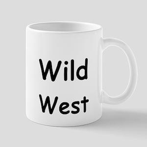 Wild West Mug