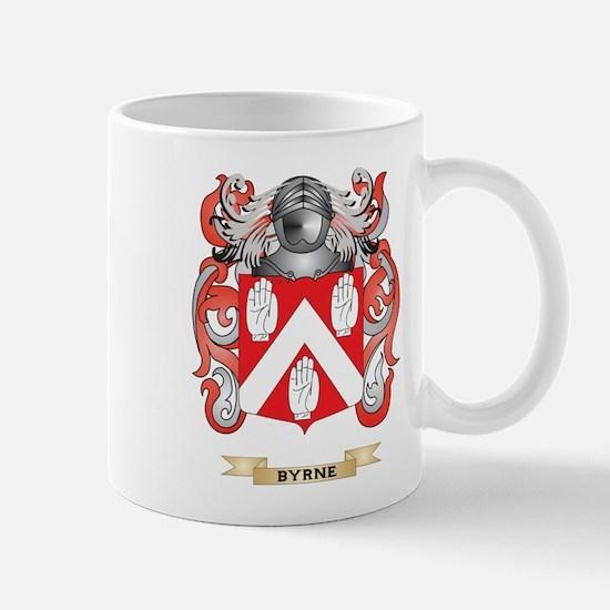 Byrne Coat of Arms Mug