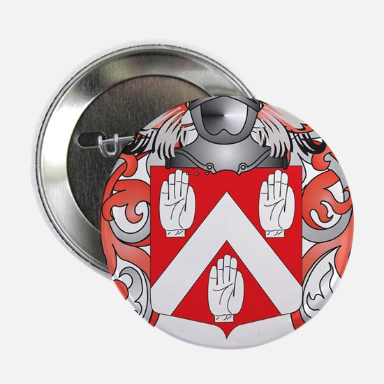"""Byrne Coat of Arms 2.25"""" Button"""