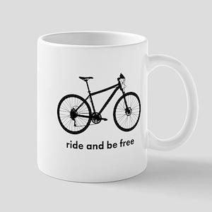 Custom Bicycle Mug