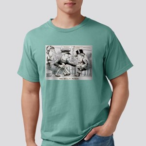 The bell-y punch - 1876 Mens Comfort Colors Shirt