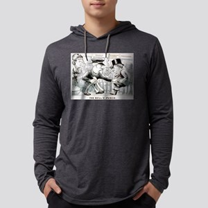 The bell-y punch - 1876 Mens Hooded Shirt