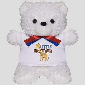 Little Bro Giraffe Teddy Bear