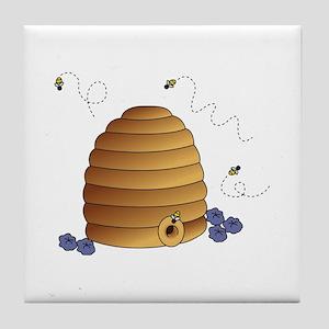 Beehive Tile Coaster