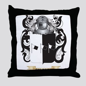 Caldeira Coat of Arms Throw Pillow