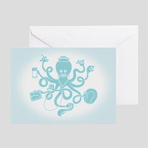 Octonurse Greeting Cards (Pk of 10)