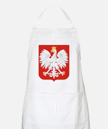Polish Eagle Apron