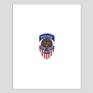 Louisville Police Small Poster