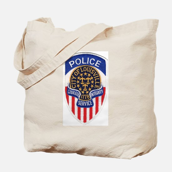 Louisville Police Tote Bag