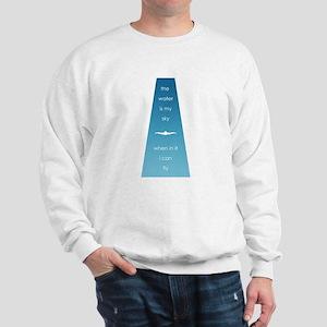Water is My Sky Sweatshirt