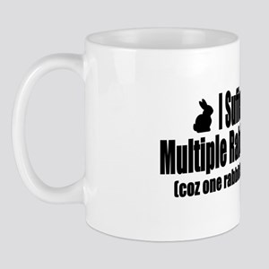 Multiple Rabbit Syndrome Mug