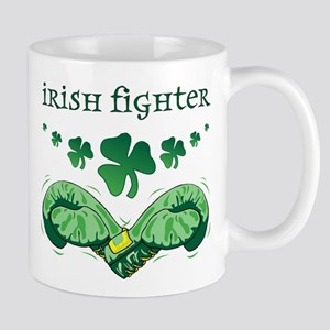 Irish Fighter Mugs