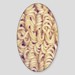 Ramen Sticker (Oval)