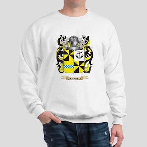 Campbell-2 Coat of Arms Sweatshirt