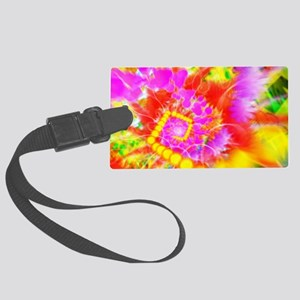 Spiro Coils 02 Large Luggage Tag