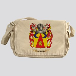 Campus Coat of Arms Messenger Bag