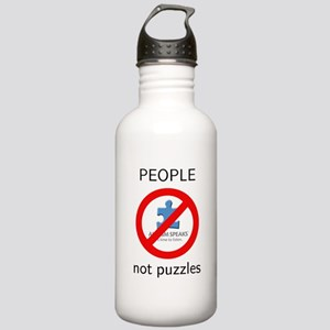 PEOPLE not puzzles Stainless Water Bottle 1.0L