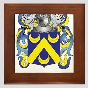 Canty Coat of Arms Framed Tile