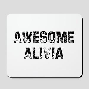 Awesome Alivia Mousepad