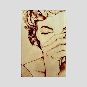 Marilyn Monroe  Rectangle Magnet