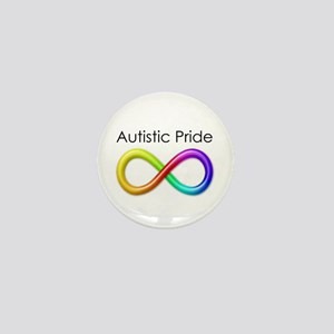 Autistic Pride Mini Button