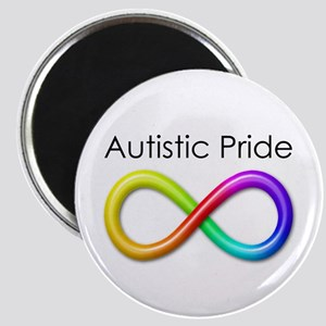 Autistic Pride Magnet
