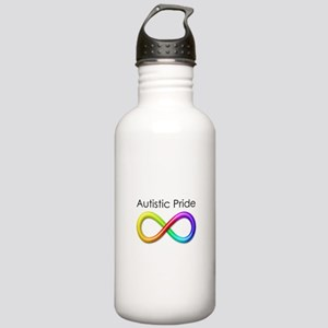 Autistic Pride Water Bottle