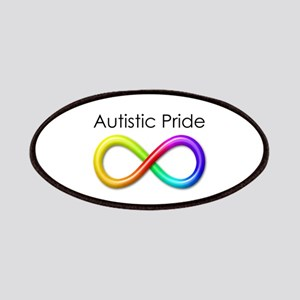 Autistic Pride Patches