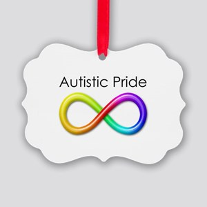 Autistic Pride Ornament