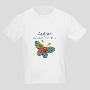 Autism: different, not less T-Shirt
