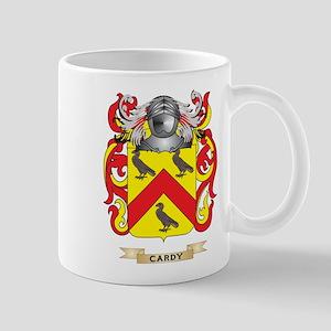 Cardy Coat of Arms Mug