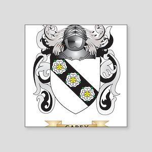 Carey Coat of Arms Sticker