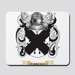 cargill Coat of Arms Mousepad